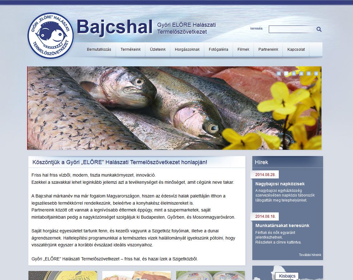 """Bajcshal (Győri """"Előre"""" Halászati Termelőszövetkezet)"""
