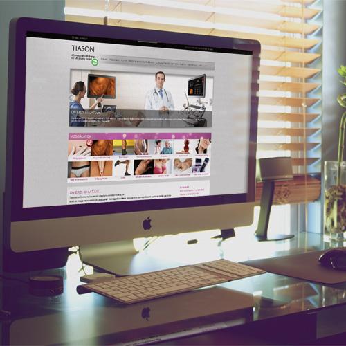 4D ultrahang rendelő weboldal