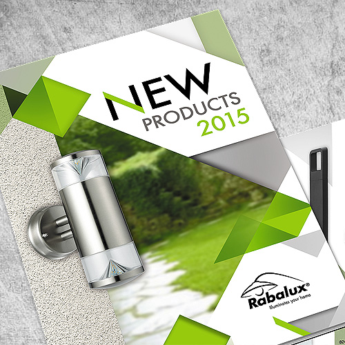 Rábalux New Product Catalog 2015